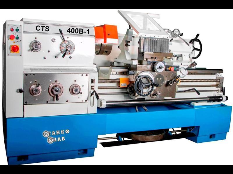 Универсальный токарный станок CTS 400B